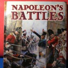 Juegos Antiguos: NAPOLEON'S BATTLES MARECHAL (4TH) 2015 EDICIÓN REVISADA JUEGO DE GUERRA DE MINIATURAS(INGLÉS). Lote 123119998