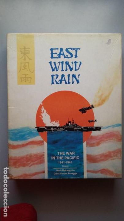 WARGAME EAST WIND RAIN, 3W (Juguetes - Rol y Estrategia - Otros)