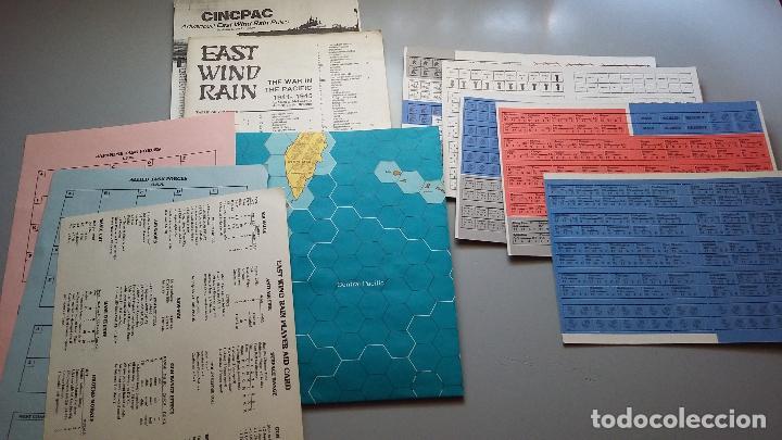 Juegos Antiguos: Wargame East Wind Rain, 3W - Foto 2 - 123348107