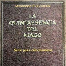 Juegos Antiguos: ROL LA QUINTAESENCIA DEL MAGO 2001. Lote 125132939