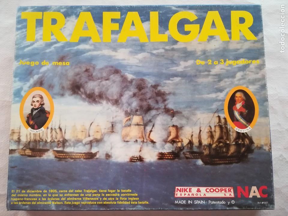 JUEGO NAC TRAFALGAR (Juguetes - Rol y Estrategia - Otros)