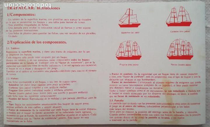 Juegos Antiguos: JUEGO NAC TRAFALGAR - Foto 15 - 125692447
