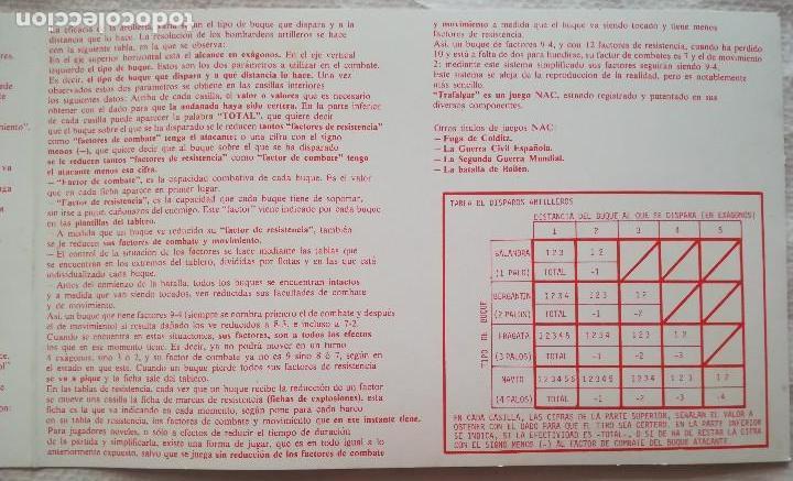 Juegos Antiguos: JUEGO NAC TRAFALGAR - Foto 17 - 125692447