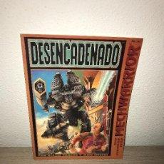 Juegos Antiguos: DESENCADENADO - MECHWARRIOR - FASA ZINCO - ROL . Lote 125922287