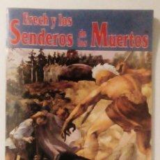 Juegos Antiguos: EL SEÑOR DE LOS ANILLOS - ERECH Y LOS SENDEROS DE LOS MUERTOS - JOC INTERNACIONAL - JUEGO DE ROL. Lote 127466295