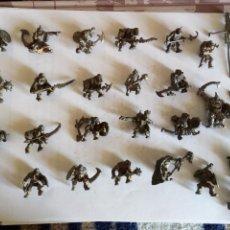 Jeux Anciens: 25 ORCOS DE METAL. (ANTIGUOS). Lote 127497723