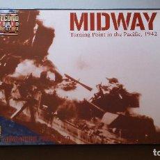 Juegos Antiguos: WARGAME MIDWAY. AVALANCHE PRESS. Lote 127757271