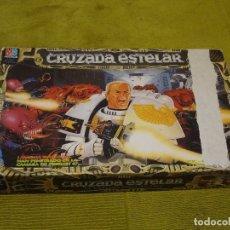 Juegos Antiguos: CRUZADA ESTELAR CASTELLANO COMPLETO MB. Lote 124652128