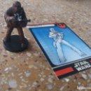 Juegos Antiguos: FIGURA STAR WARS. CHEWBACCA. 3/60. REBEL STORM. NUEVA. Lote 128127307