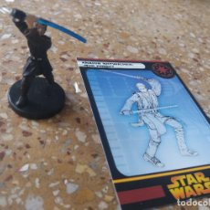 Juegos Antiguos: FIGURA STAR WARS. ANAKIN SKYWALKER. JEDI KNIGHT. 3/60. REVENGE OF THE SITH. NUEVA. Lote 128127855
