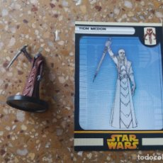 Alte Spiele - FIGURA STAR WARS. TION MEDON. 51/60. REVENGE OF THE SITH. NUEVA - 128128155