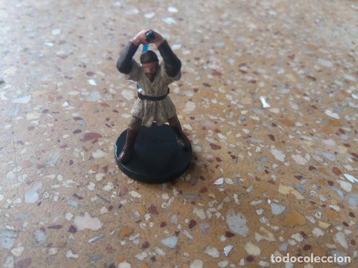 Juegos Antiguos: FIGURA STAR WARS. OBI-WAN KENOBI. -SIN CARTA-15/60. REVENGE OF THE SITH. NUEVA - Foto 2 - 128128271