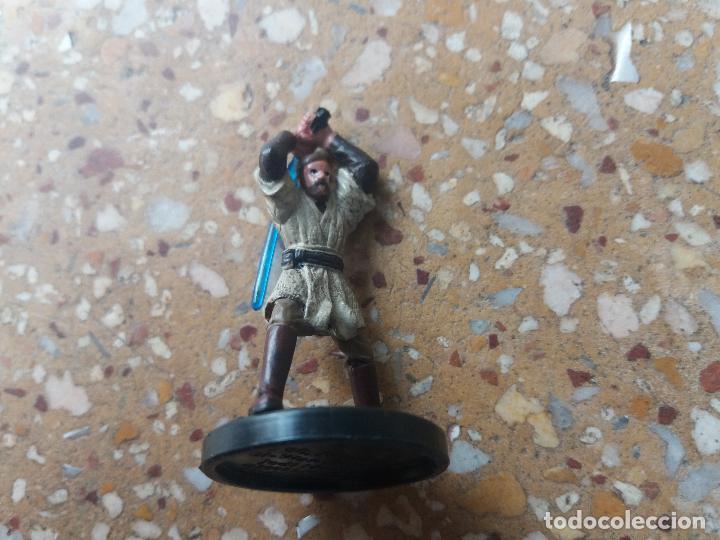 Juegos Antiguos: FIGURA STAR WARS. OBI-WAN KENOBI. -SIN CARTA-15/60. REVENGE OF THE SITH. NUEVA - Foto 5 - 128128271