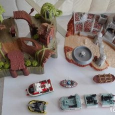 Juegos Antiguos: LOTE MICROMACHINES 1998 GTI LFL - 1997 GALOOB TOYS MICRO MACHINES. Lote 128138011