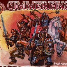 Juegos Antiguos: DARK ALLIANCE 72028 CIMMERIANS SET2 1/72. Lote 128579399