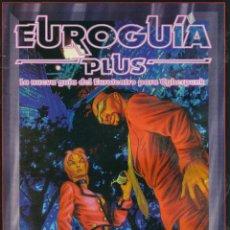 Juegos Antiguos: EUROGUÍA PLUS (PARA EL JUEGO DE ROL CYBERPUNK 2.0.2.0.). LA FACTORÍA DE IDEAS. NUEVO.. Lote 128920215