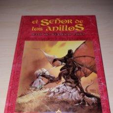 Juegos Antiguos: EL SEÑOR DE LOS ANILLOS - JUEGO DE AVENTURAS BASICO - TIERRA MEDIA. Lote 128940019