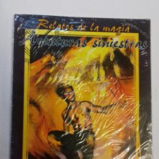 Juegos Antiguos: AVENTURAS SINIESTRAS SUPLEMENTO DE ROL PARA MAGO DE LA FACTORIA DE IDEAS , NUEVO Y RETRACTILADO.. Lote 129689067