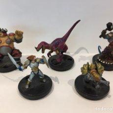 Alte Spiele - Figuras world Warcraft - 129722987