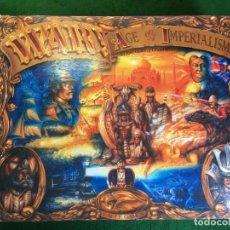 Juegos Antiguos: JUEGO DE MESA WAR! AGE OF IMPERIALISM. Lote 130069907
