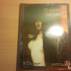 Juegos Antiguos: EL CORAZON DEL HORROR DE LA LLAMADA DE CTHULHU - LOVECRAFT - ROL. Lote 130323926