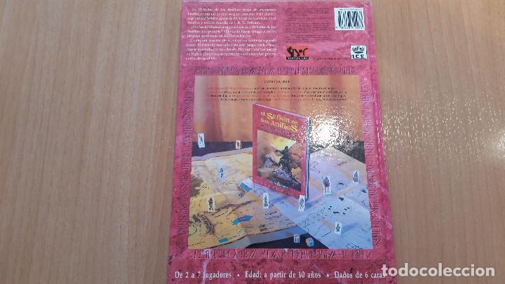 Juegos Antiguos: Aventuras de El Señor de los Anillos MERP - Tierra Media - Joc Internacional - Tolkkien - ROL - Foto 3 - 130325934