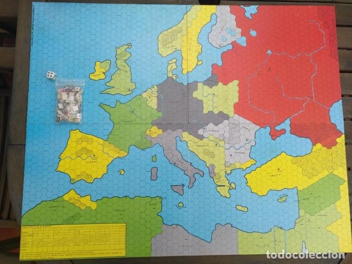 Juegos Antiguos: LA SEGUNDA GUERRA MUNDIAL NAC. JUEGO DE ESTRATEGIA EN PERFECTO ESTADO - Foto 3 - 130408230