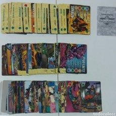 Juegos Antiguos: DC OVERPOWER JUEGO DE CARTAS. Lote 130624382
