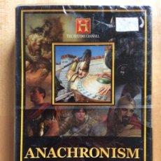 Juegos Antiguos: ANACHRONISM - KIT BÁSICO PARA 2 JUGADORES (AQUILES VS SPARTACO). Lote 130626034
