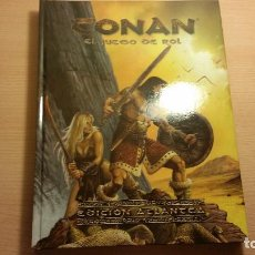 Juegos Antiguos: CONAN - CONAN EL BARBARO - ELRIC - STORMBRINGUER - YNGRASIL - PATHFINDER - ROL. Lote 130690024
