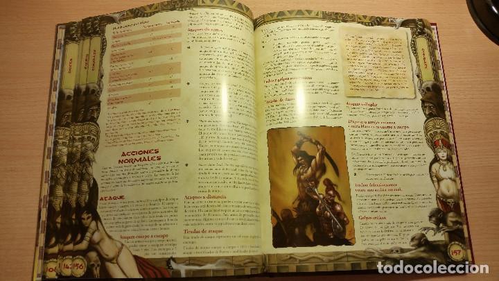 Juegos Antiguos: Conan - Conan El Barbaro - Elric - Stormbringuer - Yngrasil - Pathfinder - ROL - Foto 2 - 130690024