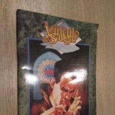 Juegos Antiguos: VINCULO DE SANGRE. DISEÑOS ORBITALES.. Lote 131013592