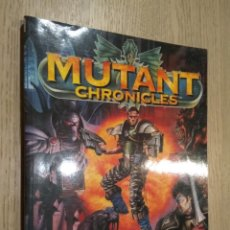 Juegos Antiguos: MUTANT. CHRONICLES. 1993. TARGET GAMES AB. Lote 131013716