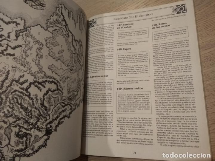 Juegos Antiguos: DRAGON LANCE. CLASICOS VOLUMEN I. CUATRO AVENTURAS OFICIALES DEL JUEGO. ZINCO. 1992 - Foto 2 - 131013940