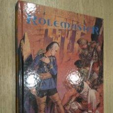 Juegos Antiguos: ROLEMASTER. MANUAL DE PERSONAJES Y DE CAMPAÑAS. INTERNACIONAL. 1993. Lote 131014348