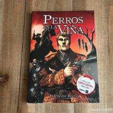 Juegos Antiguos: PERROS EN LA VIÑA - JUEGO DE ROL - NOSOLOROL - CONBARBA - PRECINTADO. Lote 131310271