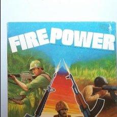 Juegos Antiguos: WARGAME FIREPOWER. AVALON HILL. Lote 131350550