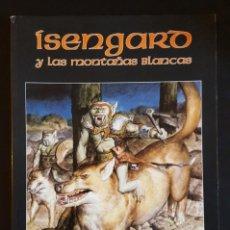 Juegos Antiguos: ISENGARD, EL SEÑOR DE LOS ANILLOS, JOC INTERNACIONAL, SUPLEMENTO ROL. Lote 131643442