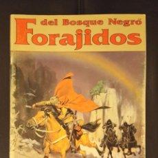 Jogos Antigos: FORAJIDOS DEL BOSQUE NEGRO, EL SEÑOR DE LOS ANILLOS, JOC INTERNACIONAL, SUPLEMENTO ROL. Lote 131658014