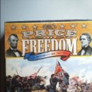 Juegos Antiguos: WARGAME THE PRICE OF FREEDOM. COMPASS GAMES. Lote 132296490