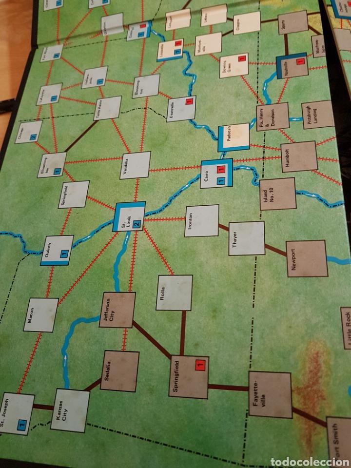 Juegos Antiguos: DISEÑOS ORBITALES WARGAME UNA NACION DIVIDIDA - Foto 10 - 132340986