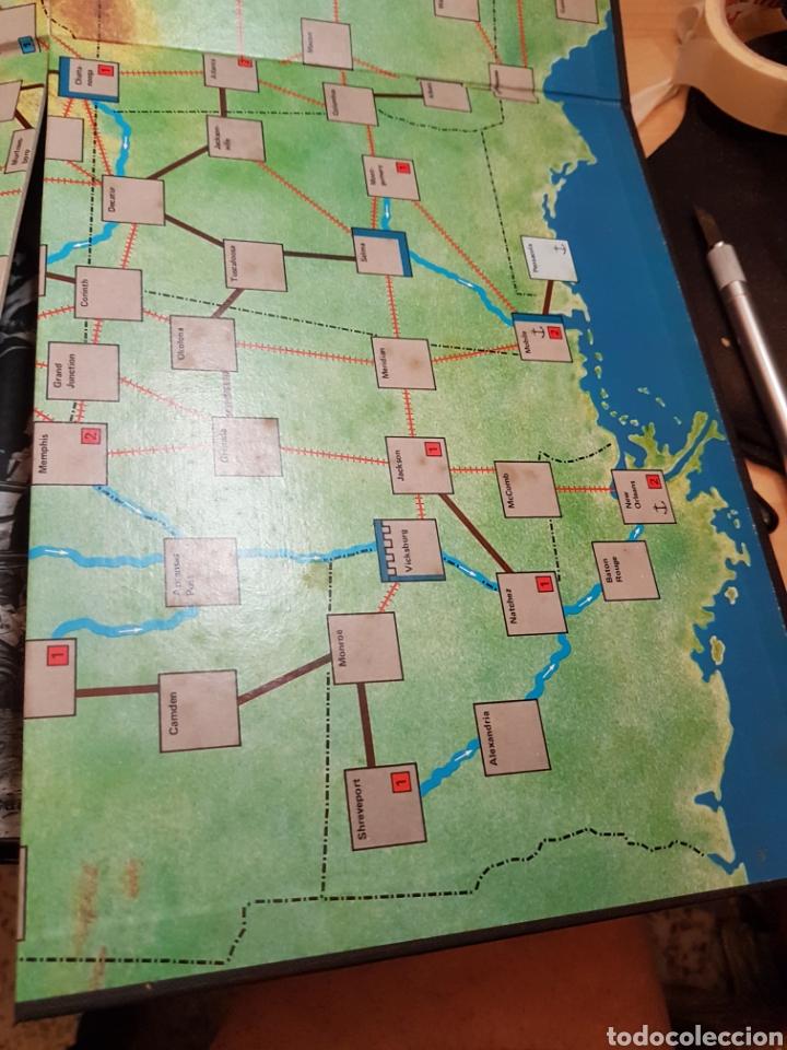 Juegos Antiguos: DISEÑOS ORBITALES WARGAME UNA NACION DIVIDIDA - Foto 11 - 132340986