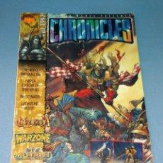 Juegos Antiguos: REVISTA TARGET GAMES CHRONICLES Nº 10 EN MUY BUEN ESTADO. Lote 132462322