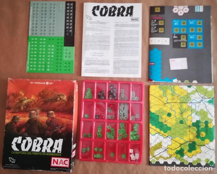 JUEGO NAC COBRA NORMANDÍA - NIKE & COOPER (Juguetes - Rol y Estrategia - Otros)
