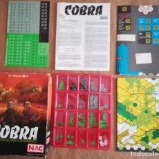 Juegos Antiguos: JUEGO NAC COBRA NORMANDÍA - NIKE & COOPER. Lote 132617246
