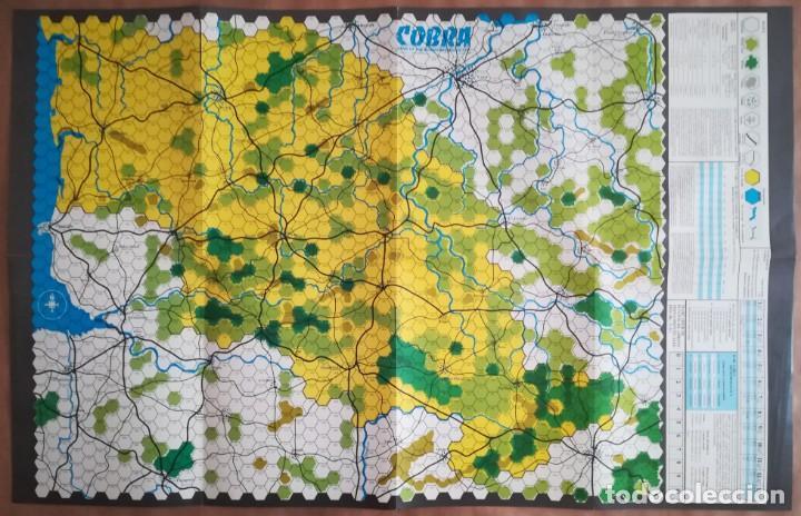 Juegos Antiguos: JUEGO NAC COBRA NORMANDÍA - NIKE & COOPER - Foto 13 - 132617246