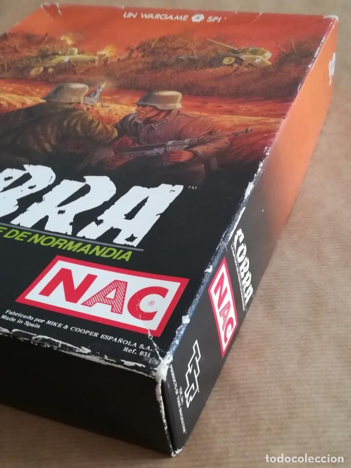 Juegos Antiguos: JUEGO NAC COBRA NORMANDÍA - NIKE & COOPER - Foto 20 - 132617246