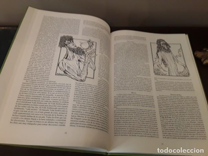 Juegos Antiguos: ENTS DE FANGORN - Juego de rol - El Señor de los Anillos - Joc Internacional, 1993 - Foto 4 - 132789866