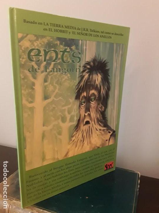 ENTS DE FANGORN - JUEGO DE ROL - EL SEÑOR DE LOS ANILLOS - JOC INTERNACIONAL, 1993 (Juguetes - Rol y Estrategia - Juegos de Rol)