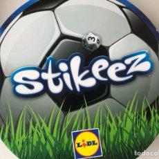 Juegos Antiguos: JUEGO STIKEEZ BALÓN. Lote 132884198